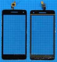 Тачскрин (сенсор) для телефона Explay Fresh