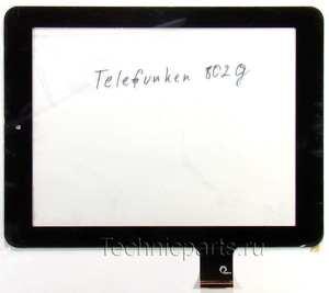 Тачскрин Telefunken TF-mid802g
