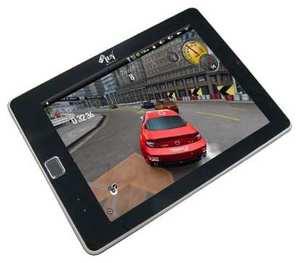 Тачскрин для планшета @Lux LuxP@d 8540