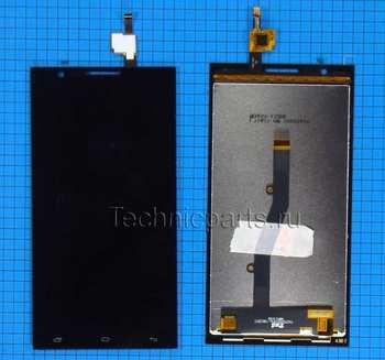 Дисплей с тачскрином (модуль) для МТС Smart Surf 4G Dual sim