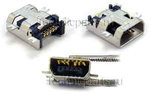 Разъем mini usb для gps навигатора Prology iMap-552AG+