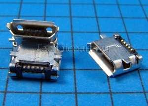 Разъем micro usb для электронной книги Wexler book T7005