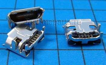 Разъем micro usb для планшета RoverPad Sky T70
