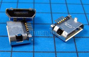 Разъем micro usb 05 для планшетов
