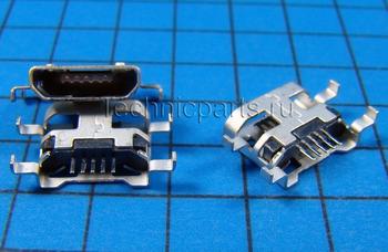 Разъем micro usb для планшета Irbis TZ55