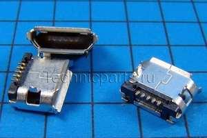 Разъем micro usb для планшета Prestigio MultiPad PMP5080C Pro