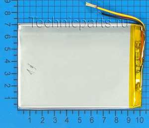 Аккумулятор для планшета Oysters T7X 3G