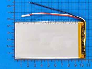 Аккумулятор DNS AirTab P70qw
