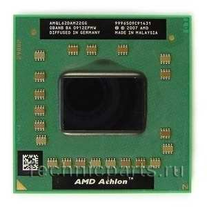 Процессор AMD Athlon 64 X2 QL-62 2Ггц AMQL62DAM22GG