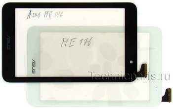 Тачскрин для планшета ASUS MeMO Pad 7 ME176C