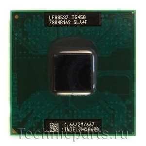 Процессор Intel Core 2 Duo T5450 1.66 Ггц