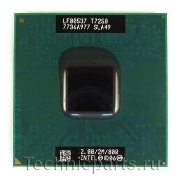 Процессор Intel Core 2 Duo T7250 2 Ггц