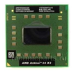 Процессор AMD Athlon 64 X2 TK-55 1.8 Мгц AMDTK55HAX4DC