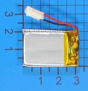 Аккумулятор для навигатора Oysters Chrom 2010