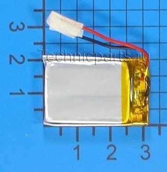 Аккумулятор для навигатора BELLFORT GVR703 CarPad