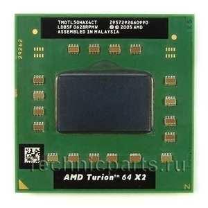 Процессор AMD Turion 64 X2 TL-50 1.6 Мгц TMDTL50HAX4CT