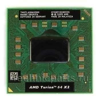 Процессор AMD Turion 64 X2 TL-60 2 Мгц TMDTL60HAX5CT