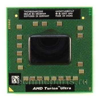 Процессор AMD Turion X2 Ultra ZM-82 2.2 Ггц TMZM82DAM23GG
