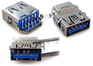 Разъем usb 3.0 для ноутбука Samsung Np355v5c