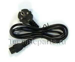 Сетевой шнур (кабель) для блока питания ноутбука