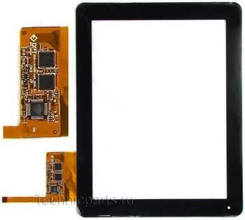 Тачскрин для планшета Rolsen RTB 9.4D GURU