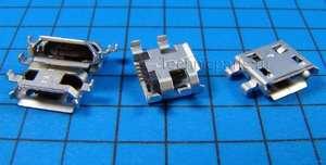 Разъем micro usb Dns AirTab M76r 3G