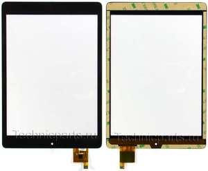 Тачскрин для планшета CROWN B806