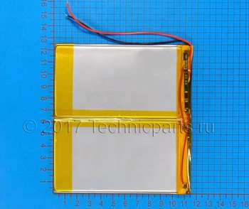 Аккумулятор для планшета Irbis TZ161