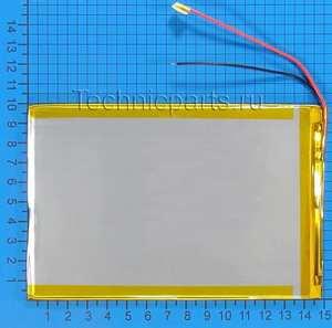 Аккумулятор для планшета Oysters T102MR