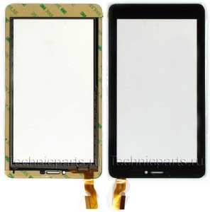 Тачскрин для планшета iRu Pad Master M713G 3G