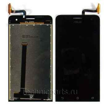 Дисплей для Asus Zenfone 5 T00F, экран с тачскрином