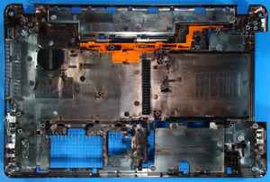 Корпус для ноутбука Acer aspire E1-571