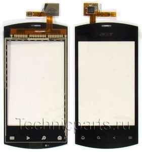 Сенсор (тачскрин) для телефона Acer Liquid Mini E310