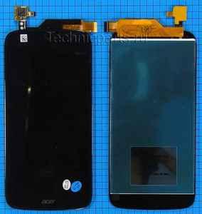 Дисплей с тачскрином (модуль) для Acer Liquid Jade S55