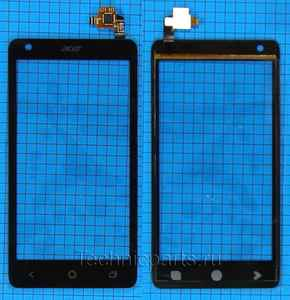 Тачскрин для телефона Acer Liquid Z410 Duo
