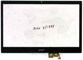 Тачскрин для ноутбука Acer Aspire V5-471