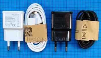 Usb зарядка для планшета 5V 2A micro usb