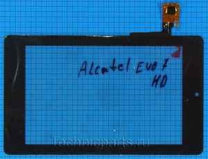 Тачскрин для планшета Alcatel OneTouch EVO 7 HD
