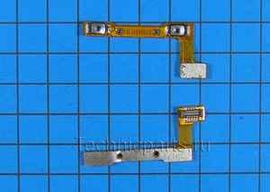 Шлейф боковых кнопок для Alcatel OT 6039 OT-6039Y