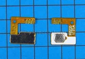 Кнопка включения с шлейфом для Alcatel OT-4007D