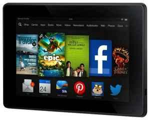Тачскрин для планшета Amazon Kindle Fire HD (2013)