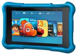 Тачскрин для планшета Amazon Kindle Fire HD 6 Kids Edition