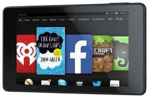 Тачскрин для планшета Amazon Kindle Fire HD 6
