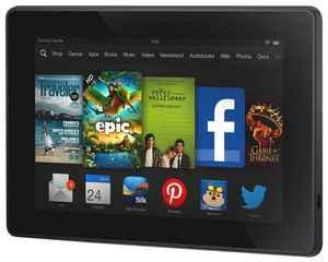 Тачскрин для планшета Amazon Kindle Fire HD 7