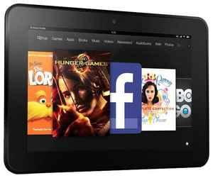 Тачскрин для планшета Amazon Kindle Fire HD 8.9