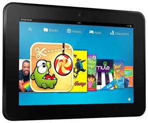 Тачскрин для планшета Amazon Kindle Fire HD