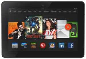 Тачскрин для планшета Amazon Kindle Fire HDX 8.9