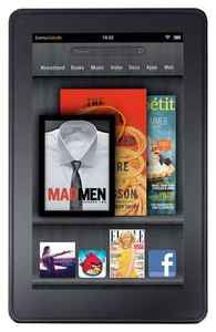 Тачскрин для планшета Amazon Kindle Fire