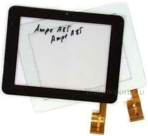 Тачскрин Ampe A85