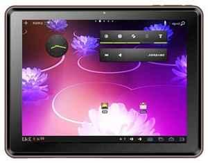 Тачскрин для планшета Aoson M19 3G